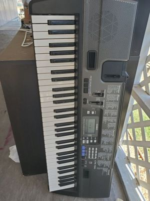 Ctk 720 piano for Sale in Galt, CA