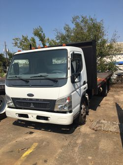 2010 16 foot flatbed dump for Sale in Dallas,  TX