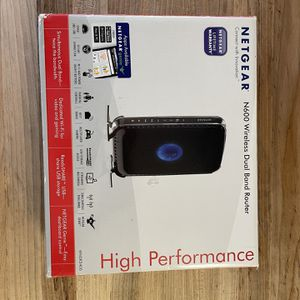 Netgear N600 Wireless Router for Sale in Dixon, CA