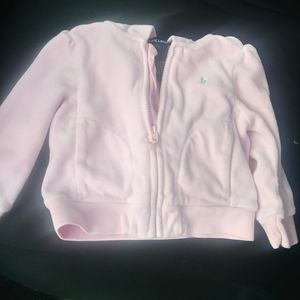 Pink Ralph Lauren hoodie size 18 months for Sale in Charlotte, NC