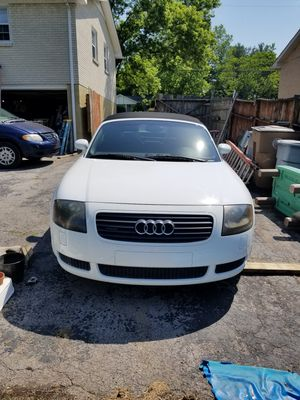 2002 audi tt quattro 6 speed ,91,700 miles for Sale in Old Hickory, TN