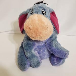 """Disney Store Authentic Eeyore Plush w/ Detachable Tail 12"""" for Sale in La Grange Park, IL"""