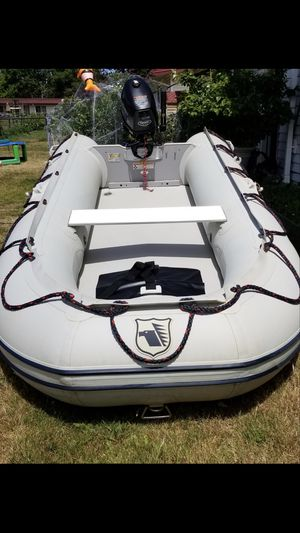 Inflatable boat for Sale in Seattle, WA