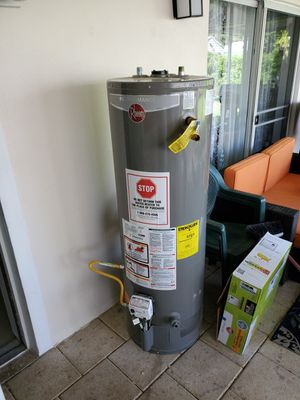 Gas Water Heater for Sale in Hollywood, FL