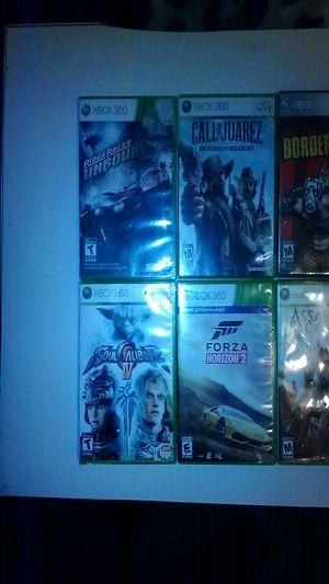 Xbox 360 games for Sale in Tacoma, WA