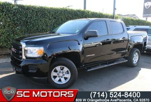 2016 GMC Canyon for Sale in Placentia, CA