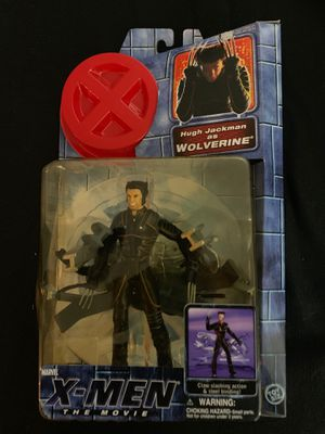 X men movie wolverine action figure for Sale in Santa Fe Springs, CA
