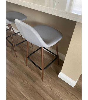 Counter chairs, ( I have 2 $85 for both) for Sale in Beaverton, OR