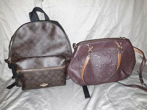 Coach Purse Only! for Sale in Immokalee, FL