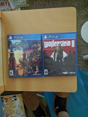 Ps4 games for Sale in Mill Creek, WA