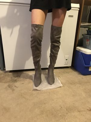 Thigh high boots for Sale in Brooks, OR