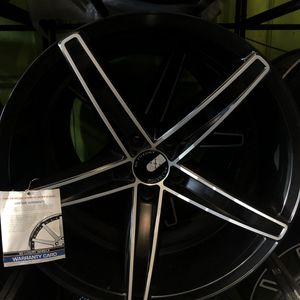 XO LUXURY brand Rims / Wheels for Sale in Oakland Park, FL