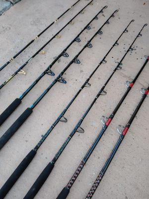 Star rods...read description for Sale in Pembroke Pines, FL