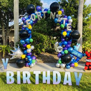 Fortnite balloons Party Birthday Boy for Sale in Pompano Beach, FL