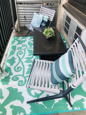 Patio set for sale for Sale in Alexandria, VA