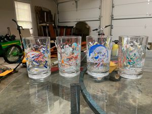 Disney glasses for Sale in Mint Hill, NC