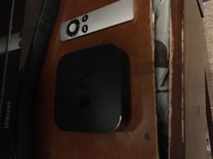 Apple TV with remote for Sale in Randolph, MA