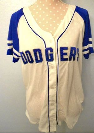 New Victoria secret mlb dodger large for Sale in Los Angeles, CA