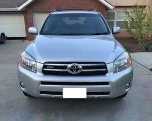 Strong 2O07 Toyota RAV4 4WDWheels Clear for Sale in Augusta, GA