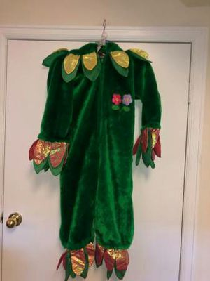 1998 Chrisha Playful Plush Flower Halloween Costume Size 4-6 Years for Sale in Baltimore, MD