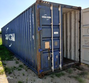 40' Steel Water Tight Shipping Container For Sale for Sale in Nashville, TN