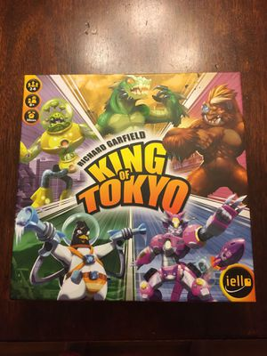 Board game: King of Tokyo for Sale in Long Beach, CA
