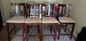 Counter height Dining table with 4 chairs for Sale in Franklin, TN