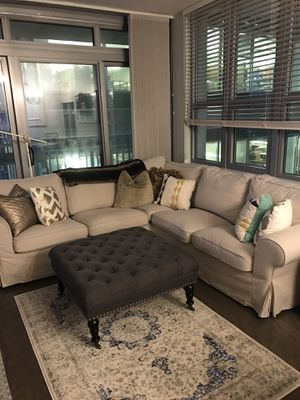 IKEA ektorp sectional for Sale in Chicago, IL