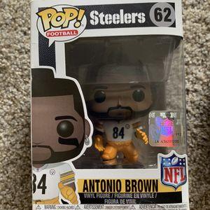 Pop Football Antonio Brown NFL for Sale in Virginia Beach, VA