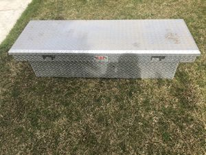 Aluminum truck tool box for Sale in Fresno, CA