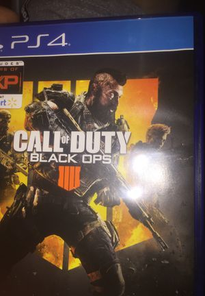 Black ops 4 for Sale in Compton, CA