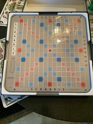 Vintage Turntable Scrabble Game for Sale in Bloomingdale, IL