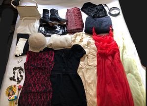 1950s-1970s Vintage Clothing and Accessories Lot for Sale in Missoula, MT