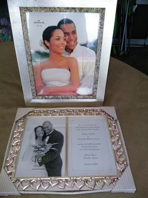 2 Wedding style frames for Sale in Spring Hill, FL