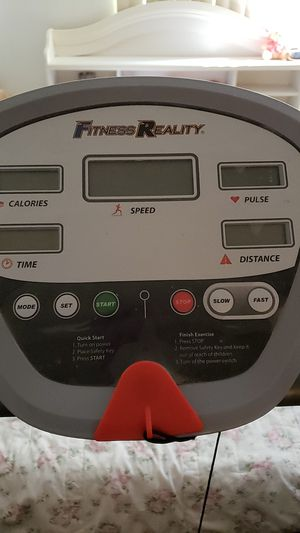$150 OBO Fitness Reality Treadmill call Sherry {contact info removed} for Sale in Boynton Beach, FL