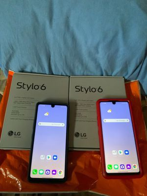 BOOST MOBILE LG STYLO 6 64GB for Sale in Buffalo, NY