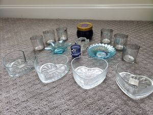 Candle holder lot for Sale in Laurel, MD