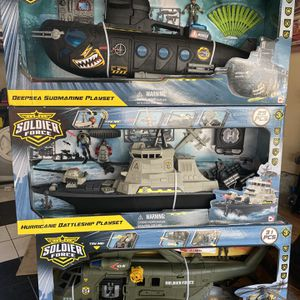 Soldier Force Toys for Sale in Long Beach, CA