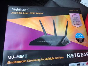 Netgear WiFi Router for Sale in Tallahassee, FL