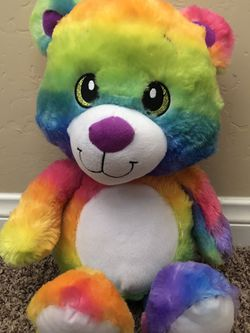 Rainbow Teddy Bear for Sale in Bakersfield,  CA