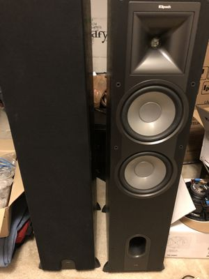 Klipsch KF 28 pair for Sale in Raleigh, NC