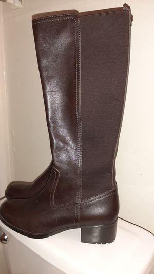 Dark Brown Riding Boots for Sale in Nashville, TN