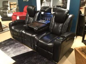 ****LED JIMMY COLLECTION**** multifunction recliner sofa for Sale in Orlando, FL