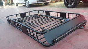 Rack con barra ledd for Sale in San Diego, CA