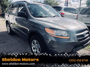 2009 Hyundai Santa Fe for Sale in Tampa, FL