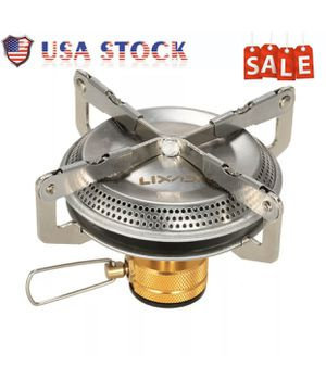 🔥Brand new!! Portable Outdoor Hiking Camping Gas Stove Backpacking for Sale in Anaheim, CA