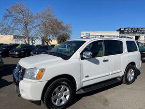 2005 Nissan Armada for Sale in Rancho Cordova, CA