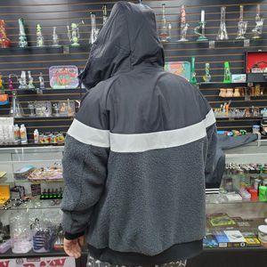 NSW Nike Sports Wear Fancy Jacket Fleece for Sale in Houston, TX