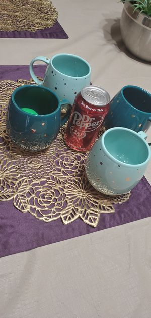 Coffee ☕ Mugs $3 for 4 cups for Sale in Portland, OR