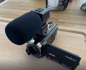 4K Video Camera (Brand New) for Sale in Antioch, CA